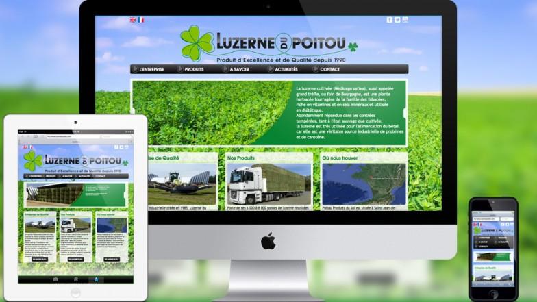 site web luzerne du poitou