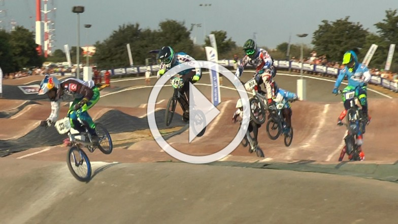 Videos championnats de France BMX Massy 2015